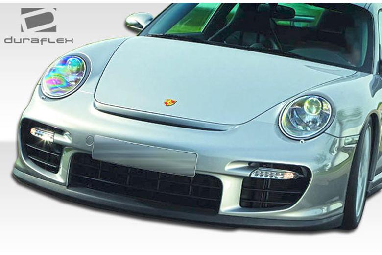 2009 Porsche 911 Duraflex GT-2 Front Lip (Add On)