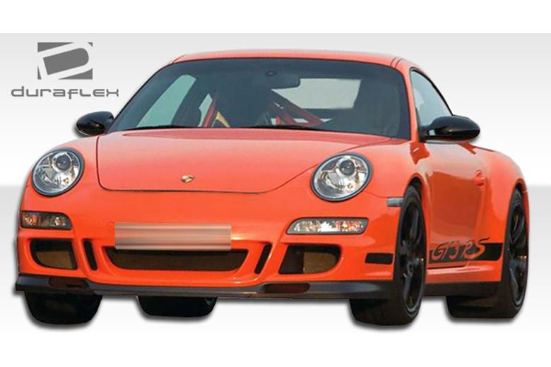 2009 Porsche 911 Duraflex GT-3 Bumper (Front)