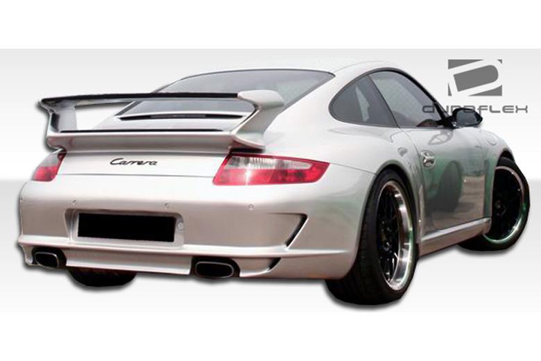 2007 Porsche 911 Duraflex GT-3 Bumper (Rear)