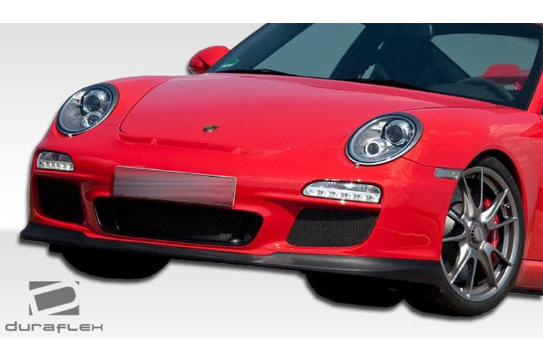 2009 Porsche 911 Duraflex GT3-V2 Front Lip (Add On)