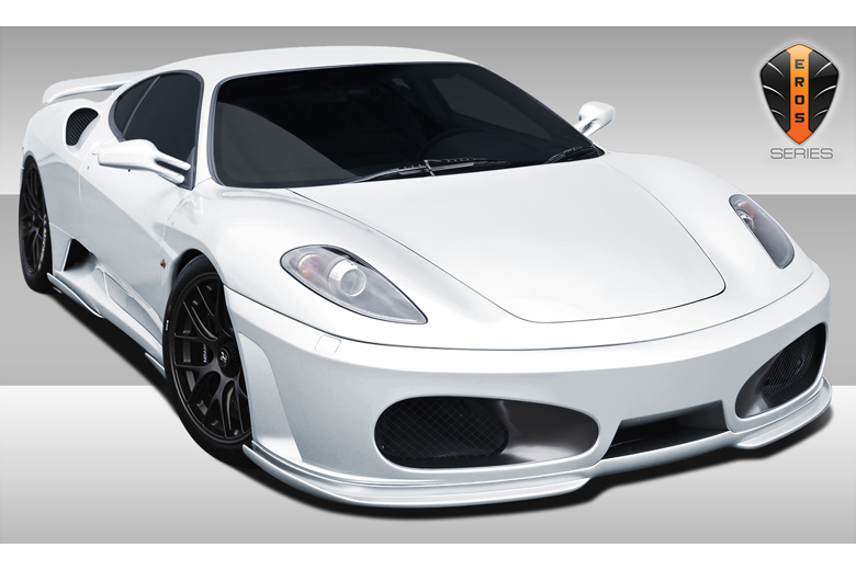 2007 Ferrari F430 Duraflex Eros Version 1 Body Kit