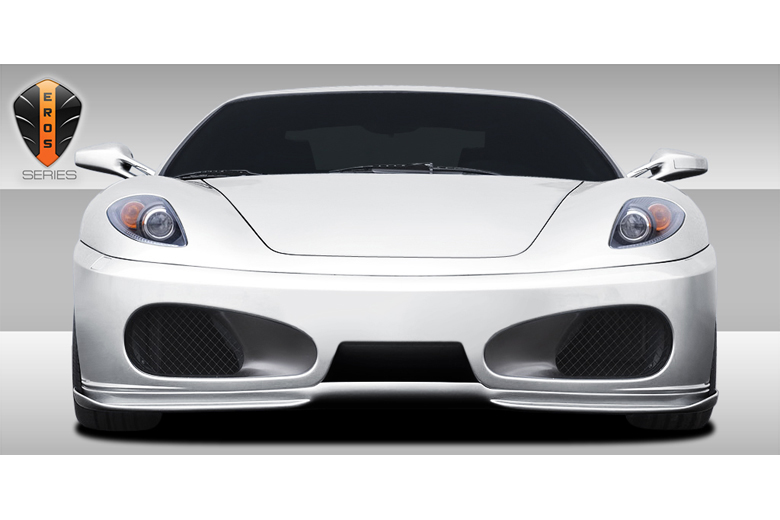 2007 Ferrari F430 Duraflex Eros Version 1 Front Lip (Add On)
