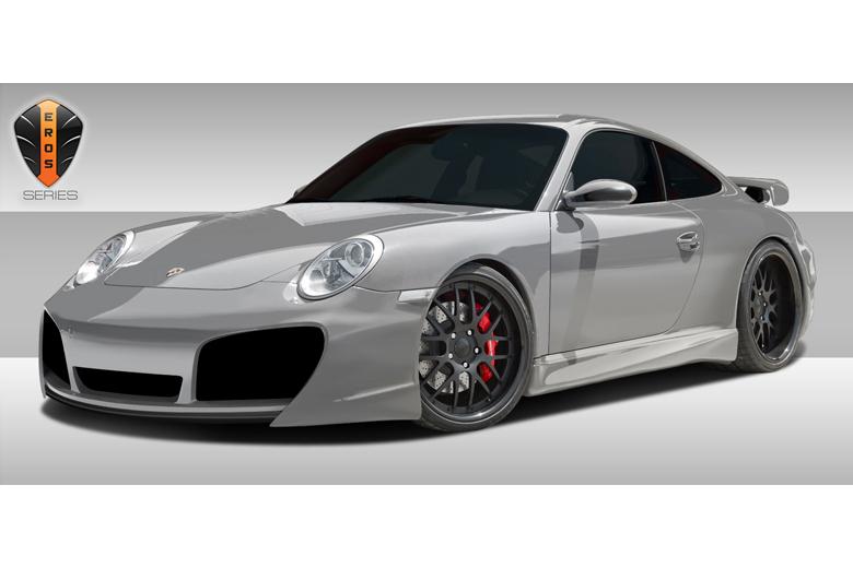 2007 Porsche 911 Duraflex Eros Version 1 Body Kit