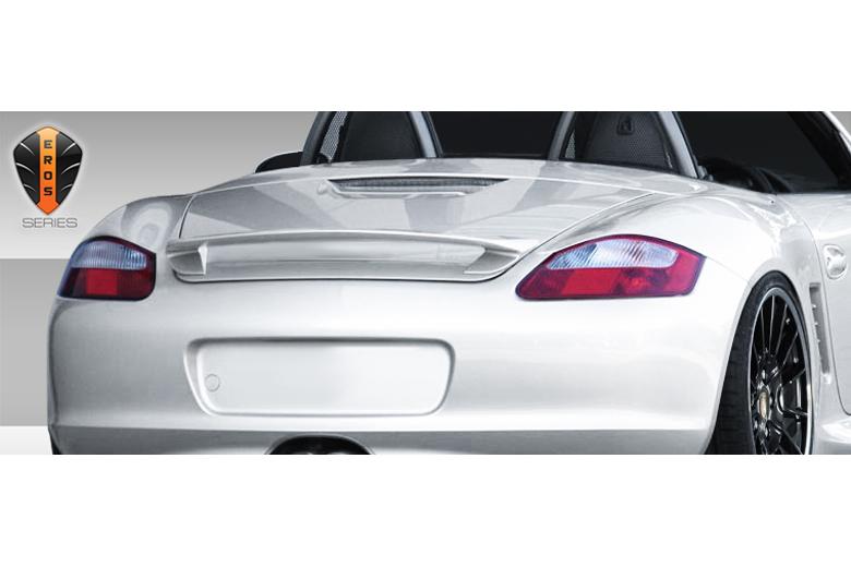 2011 Porsche Boxster Duraflex Eros Version 1 Spoiler