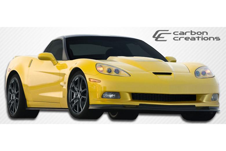 2008 Chevrolet Corvette Carbon Creations ZR Edition Body Kit
