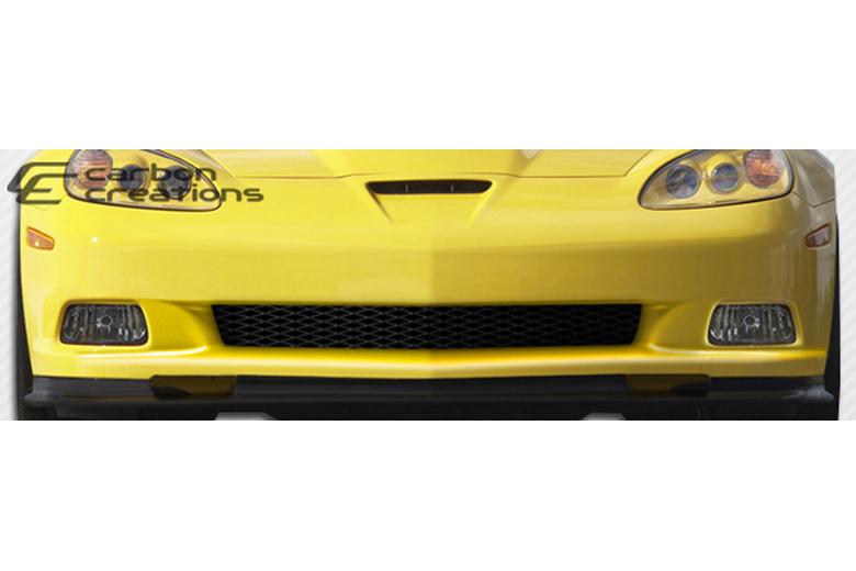 2008 Chevrolet Corvette Carbon Creations ZR Edition Front Lip (Add On)