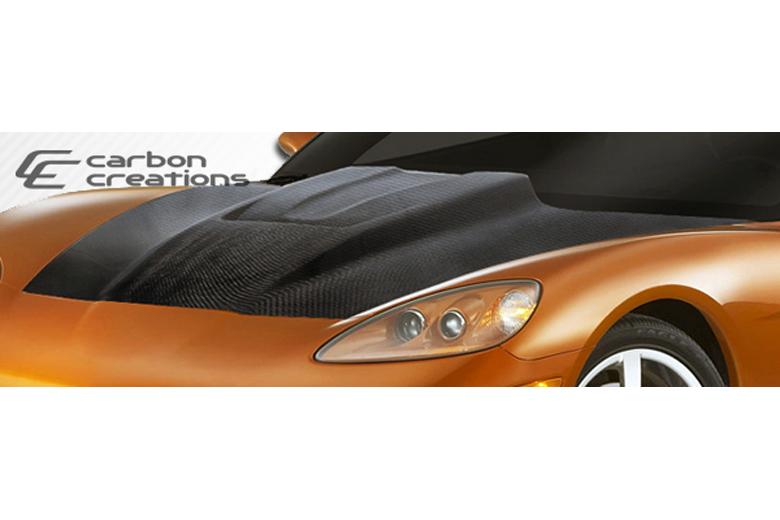 2005 Chevrolet Corvette Carbon Creations ZR Edition Hood