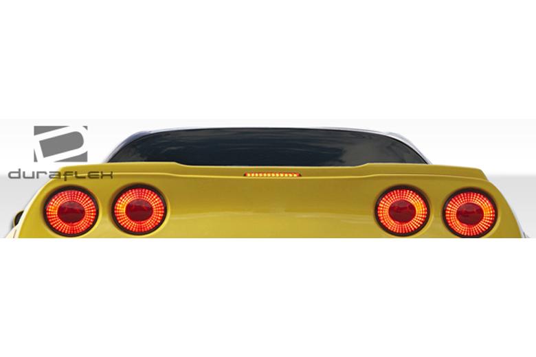 2010 Chevrolet Corvette Carbon Creations ZR Edition Spoiler