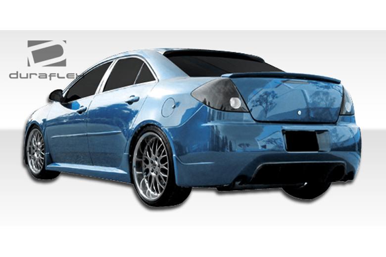 2007 Pontiac G6 Duraflex GT Competition Bumper (Rear)