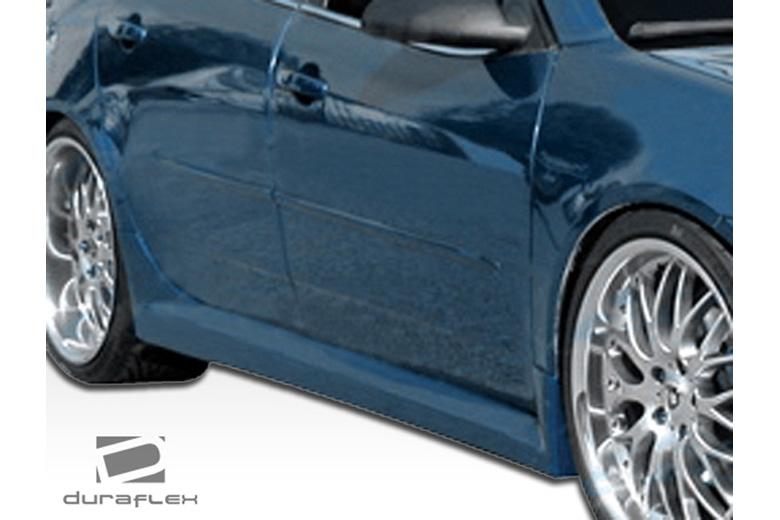 2007 Pontiac G6 Duraflex GT Competition Sideskirts