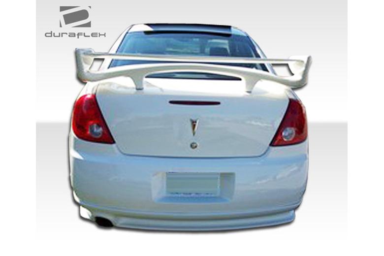 2007 Pontiac G6 Duraflex Racer Rear Lip (Add On)