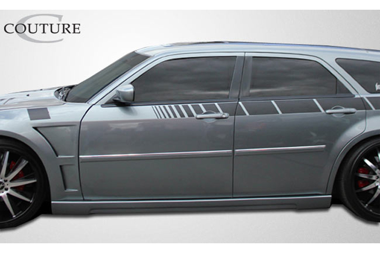 2009 Dodge Magnum Couture Luxe Sideskirts