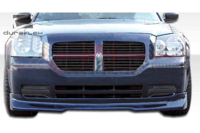 2007 Dodge Magnum Duraflex Quantum Front Lip (Add On)