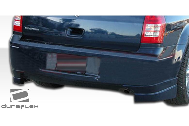 2007 Dodge Magnum Duraflex Quantum Rear Lip (Add On)