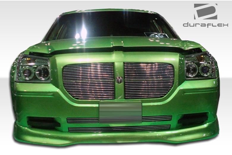 2007 Dodge Magnum Duraflex VIP Front Lip (Add On)