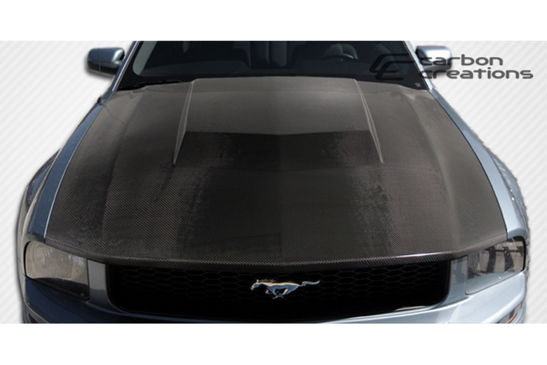 2006 Ford Mustang Carbon Creations Eleanor Hood