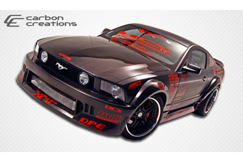 2006 Ford Mustang Carbon Creations Hot Wheels Body Kit