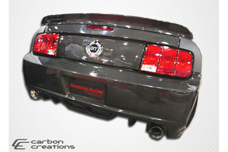 2006 Ford Mustang Carbon Creations Hot Wheels Spoiler