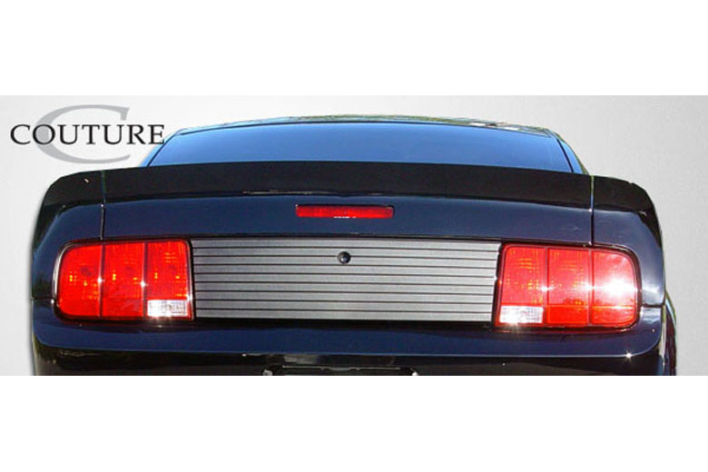 2008 Ford Mustang Couture CVX Spoiler