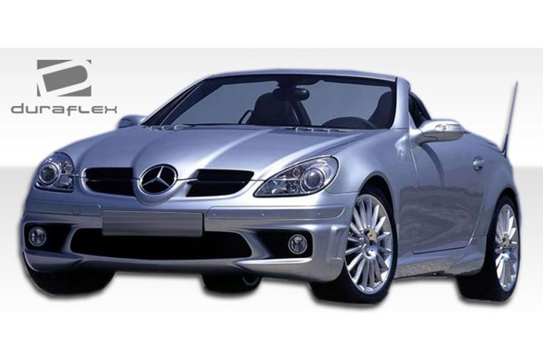 2005 Mercedes SLK-Class Duraflex SLK55 Look Body Kit