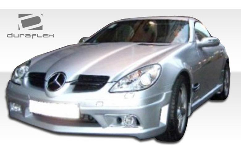 2005 Mercedes SLK-Class Duraflex CR-S Front Lip (Add On)
