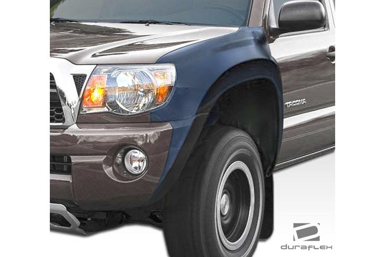 2011 Toyota Tacoma Duraflex Off Road Bulge Fender