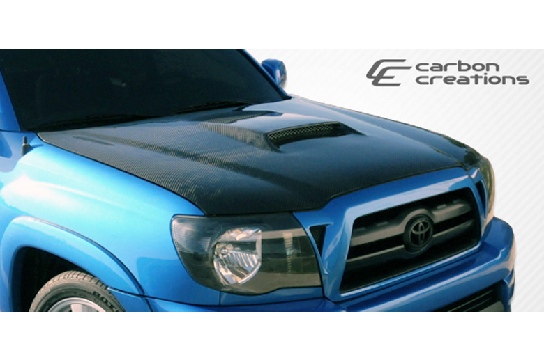 2006 Toyota Tacoma Carbon Creations SR5 Hood