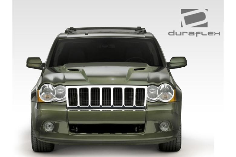 2006 Jeep Grand Cherokee Duraflex Challenger Hood
