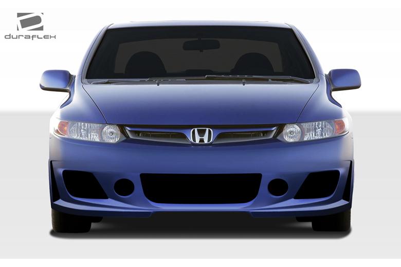 2010 Honda Civic Duraflex B-2 Bumper (Front)