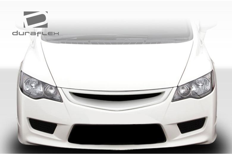 2011 Honda Civic Duraflex Type R Grill