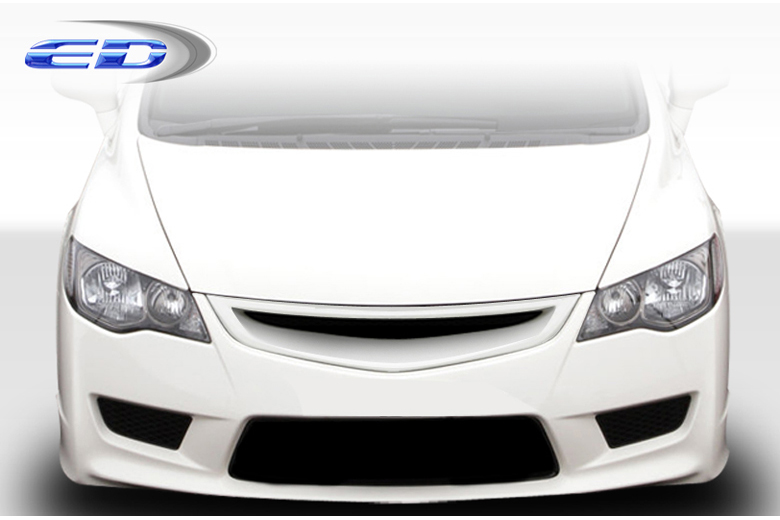 2006 Honda Civic Extreme Dimensions Type R Conversion Headlights