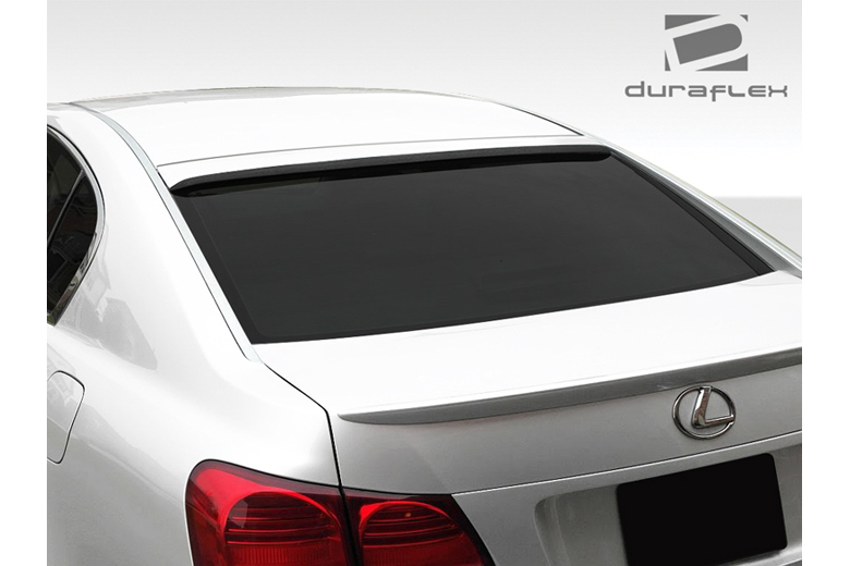 2009 Lexus GS Duraflex VIP Spoiler