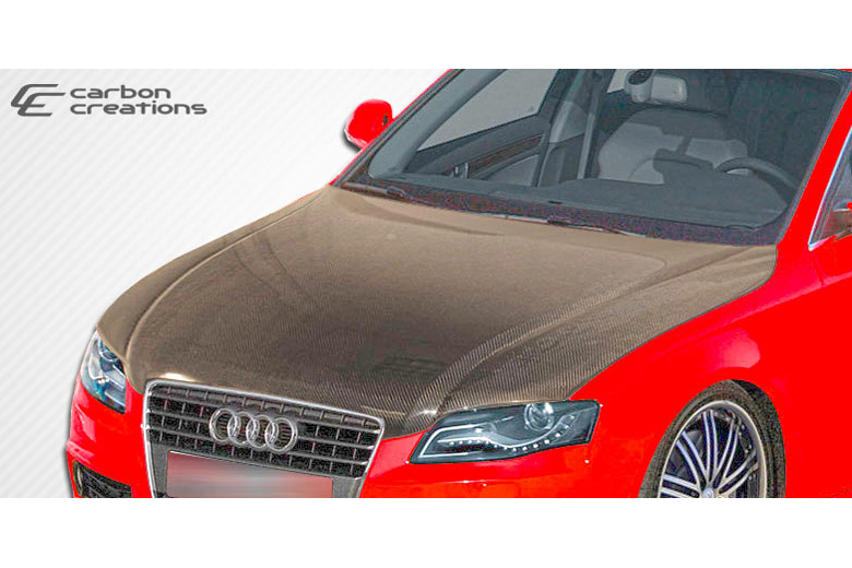 2007 Audi S4 Carbon Creations Hood