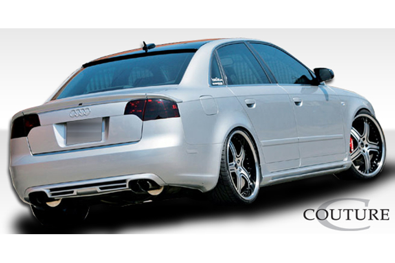 2007 Audi S4 Couture A-Tech Sideskirts