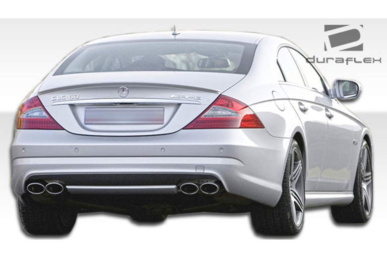 2010 Mercedes CLS-Class Duraflex AMG Look Bumper (Rear)