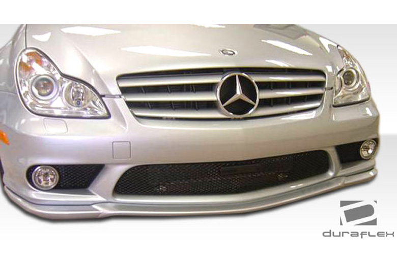 2010 Mercedes CLS-Class Duraflex CR-S Front Lip (Add On)