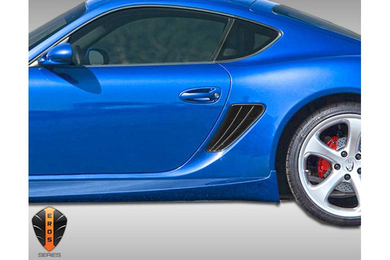 2013 Porsche Cayman Duraflex Eros Version 1 Scoop