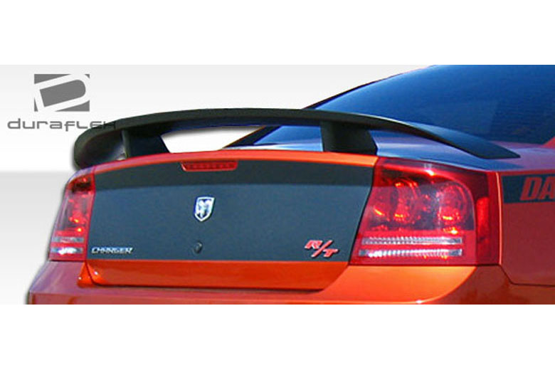 2007 Dodge Charger Duraflex SRT Look Spoiler