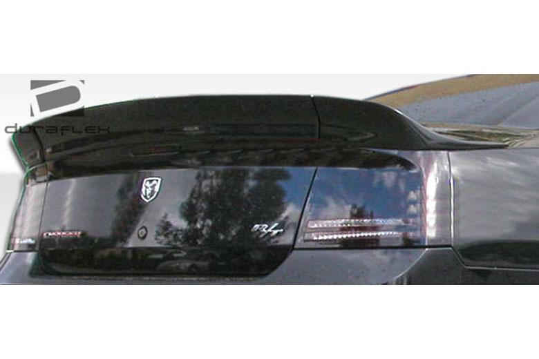 2009 Dodge Charger Duraflex VIP Spoiler