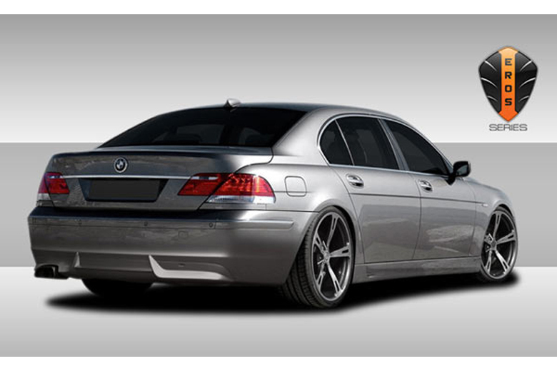 2008 BMW 7-Series Couture Eros Version 1 Rear Lip (Add On)