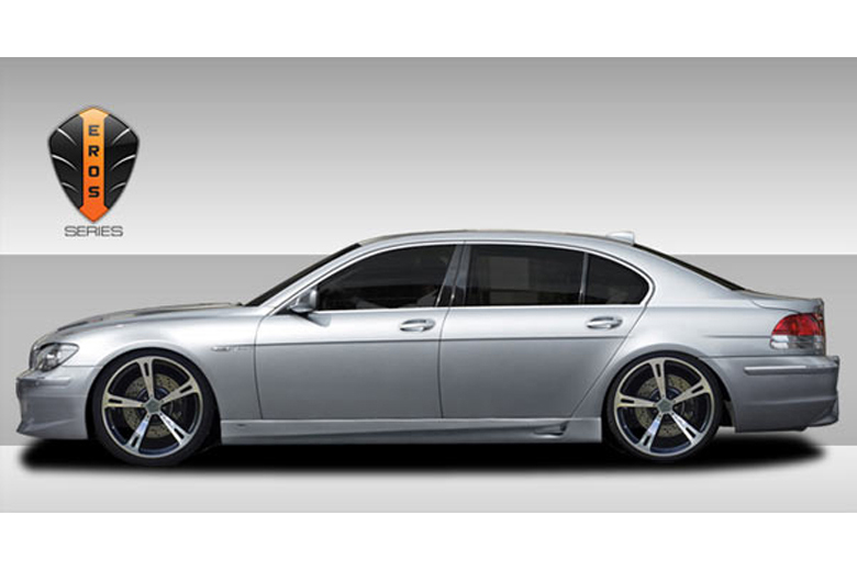 2004 BMW 7-Series Couture Eros Version 1 Sideskirts