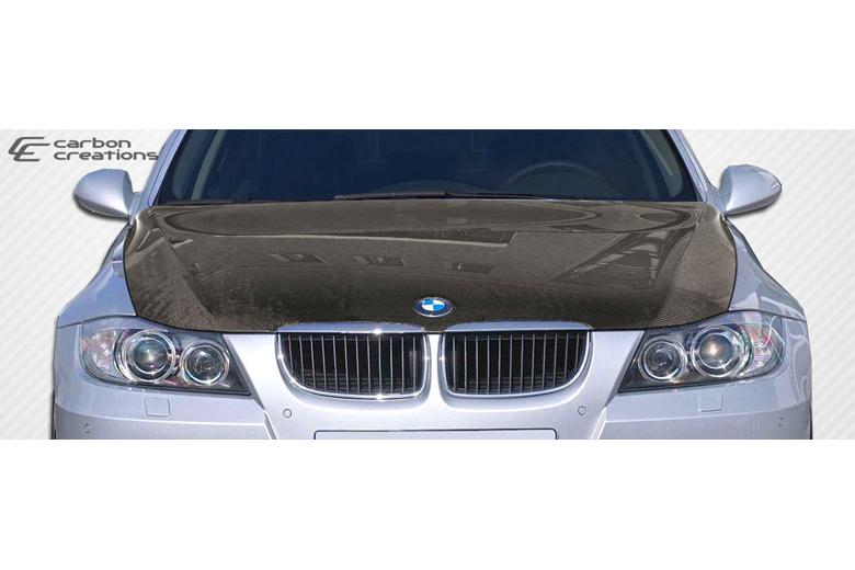 2006 BMW 3-Series Carbon Creations Hood