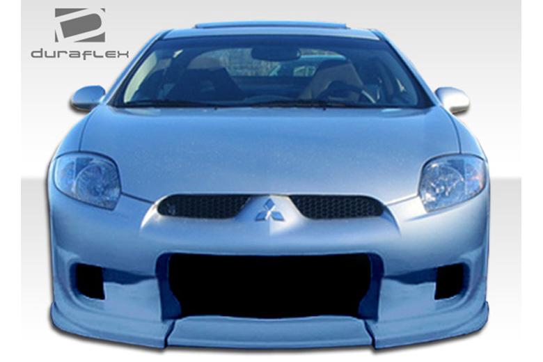 2012 Mitsubishi Eclipse Duraflex Demon Bumper (Front)