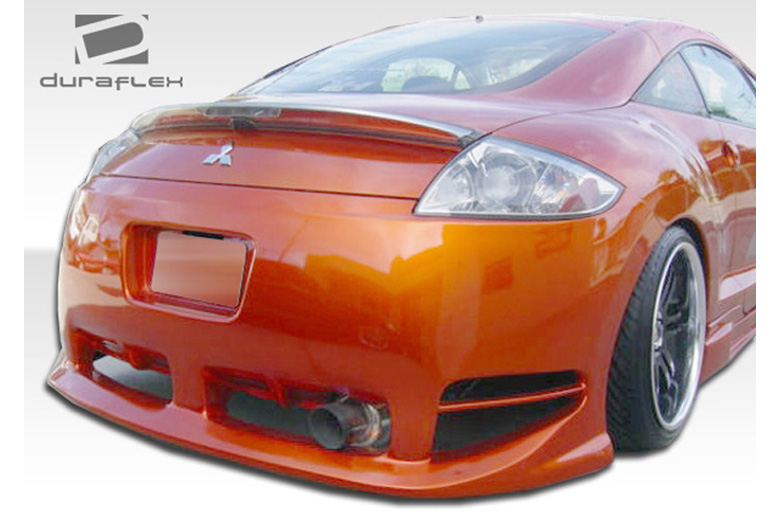 2012 Mitsubishi Eclipse Duraflex Demon Bumper (Rear)