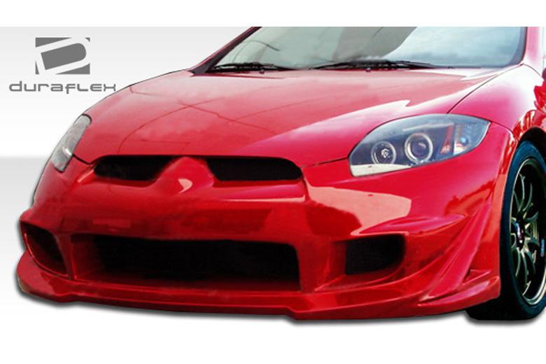 2008 Mitsubishi Eclipse Duraflex Eternity Bumper (Front)