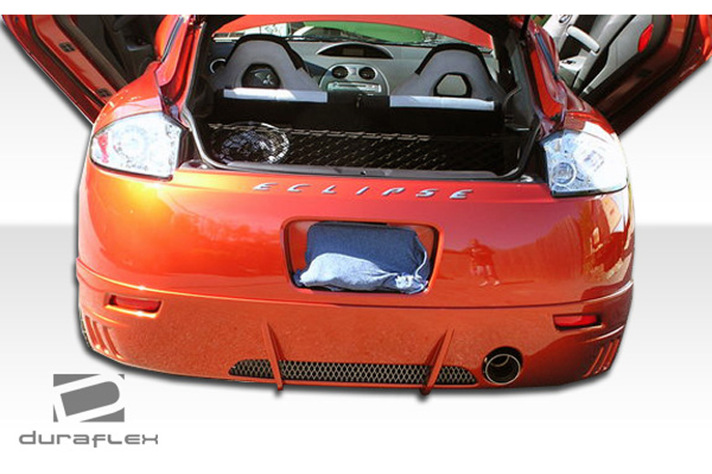 2008 Mitsubishi Eclipse Duraflex Racer Rear Lip (Add On)