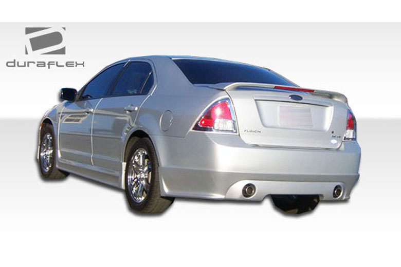 2006 Ford Fusion Duraflex Racer Rear Lip (Add On)