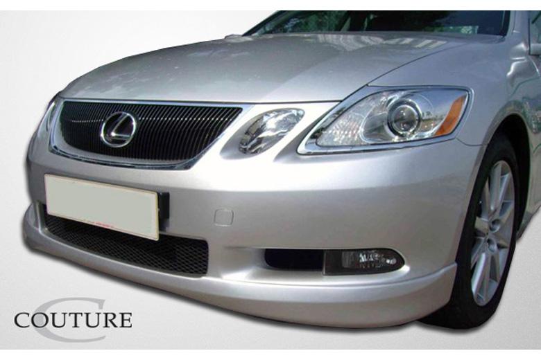 2007 Lexus GS Couture J-Spec Front Lip (Add On)