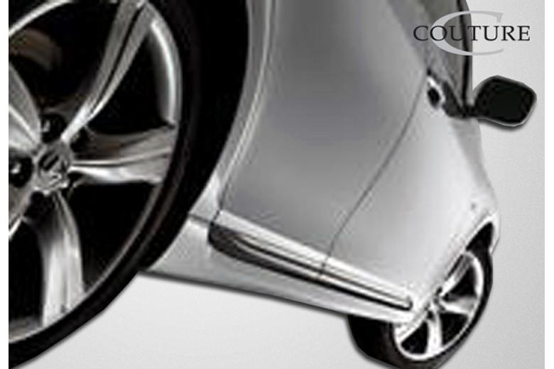 2008 Lexus GS Couture J-Spec Sideskirts