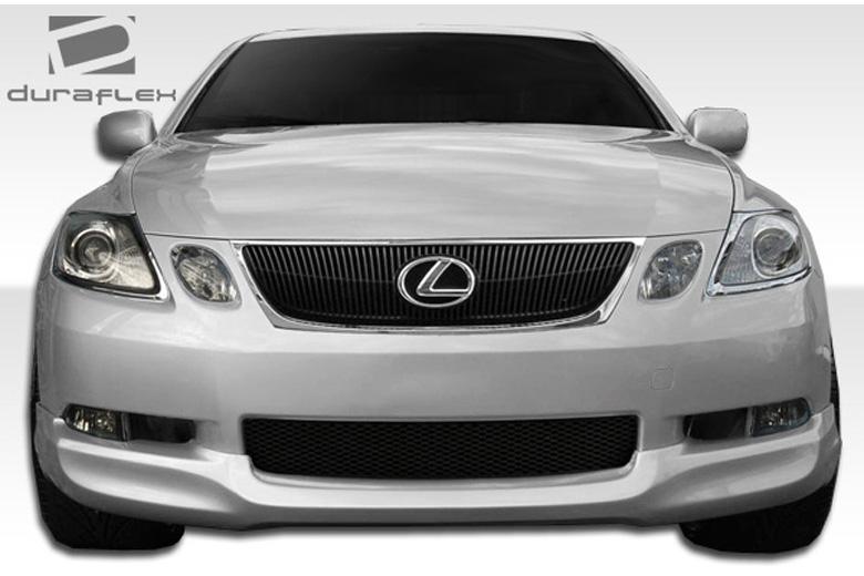 2007 Lexus GS Duraflex I-Spec Front Lip (Add On)